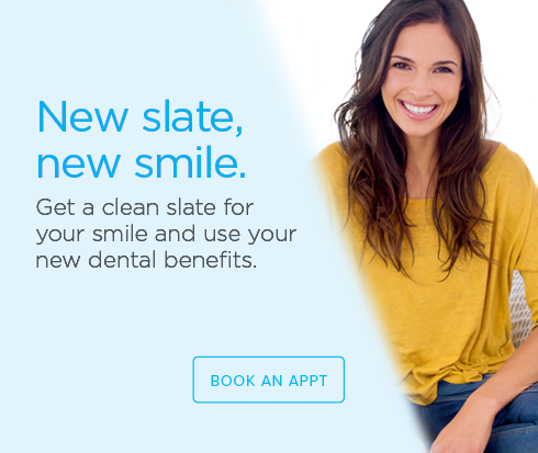 Canyon Vista Dental Group - New Year, New Dental Benefits